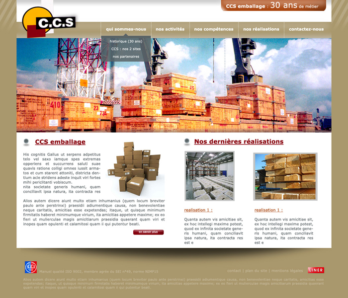 ccs emballage